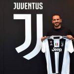 Leonardo Bonucci regresa a la Juventus