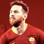 La Roma «ficha» a Messi