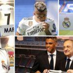 Así fue la presentación de Mariano Díaz en el Real Madrid (VÍDEO)