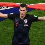 Mario Mandzukic se retira de la selección croata