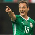 Mexicano Andrés Guardado protagoniza serie de la liga española