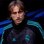 Agente de Modric no descarta la salida del jugador