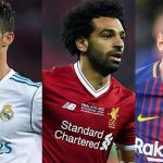 Salah, Cristiano y Messi: ¿Por quién votaría para mejor delantero de la Champions?