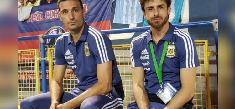 Pablo Aimar dirigirá a Argentina interinamente