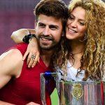 Shakira manda mensaje de apoyo a Piqué tras dejar selección española