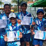 Tenis hondureño clasifica por primera vez en su historia a torneo sudamericano