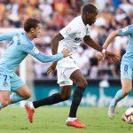 Liga española: Valencia y Atlético igualan en su estreno