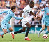 Valencia y Atlético de Madrid igualan en su estreno en la Liga