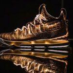 Diseñan zapatillas de LeBron James de 100 mil dólares