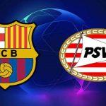 ALINEACIONES: Barcelona vs PSV