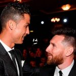 Messi votó por Cristiano en los premios The Best
