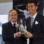 Florentino Pérez revela por qué vendió a Cristiano Ronaldo