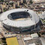 Tottenham tiene problemas con su nuevo estadio