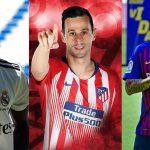Refuerzos de Barcelona, Real Madrid y Atlético sin jugar