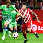 Girona del «Choco» Lozano pierde ante Betis