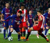 """El Girona del """"Choco"""" Lozano ya no jugará en Miami ante el Barcelona"""