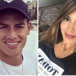 Foto revelaría romance entre James Rodríguez y Shannon de Lima