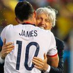 El mensaje de James a Pékerman: «Serás siempre mi mejor maestro»