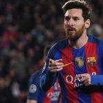 Messi, por su víctima 30 en Champions League