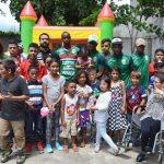 Marathón celebra el Día del Niño