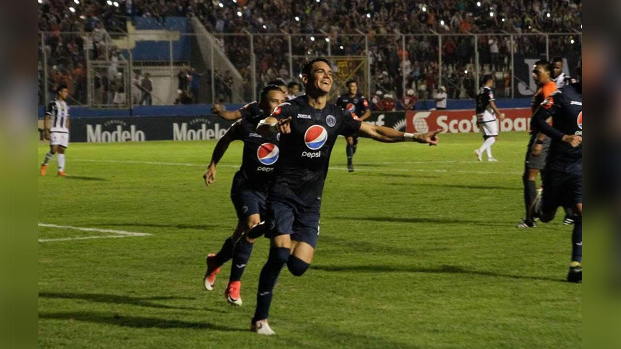 Motagua está en la final de Concacaf