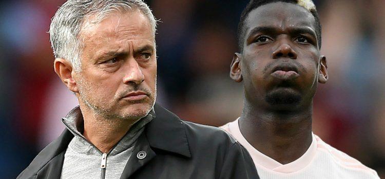 """Mourinho a Pogba: """"Ningún jugador es más grande que el club"""""""