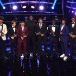 Liga española la más representada en el once ideal de la FIFA