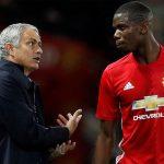 Pogba pide al Manchester despedir a Mourinho y contratar a Zidane