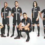 El PSG presenta la nueva camiseta Air Jordan para la Champions