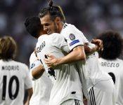 Real Madrid golea 3-0 a la Roma en su estreno en Champions