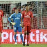 Sevilla le da una paliza histórica al Real Madrid