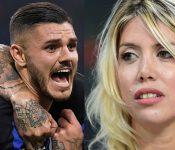 Icardi hace llorar a Wanda Nara en la Champions