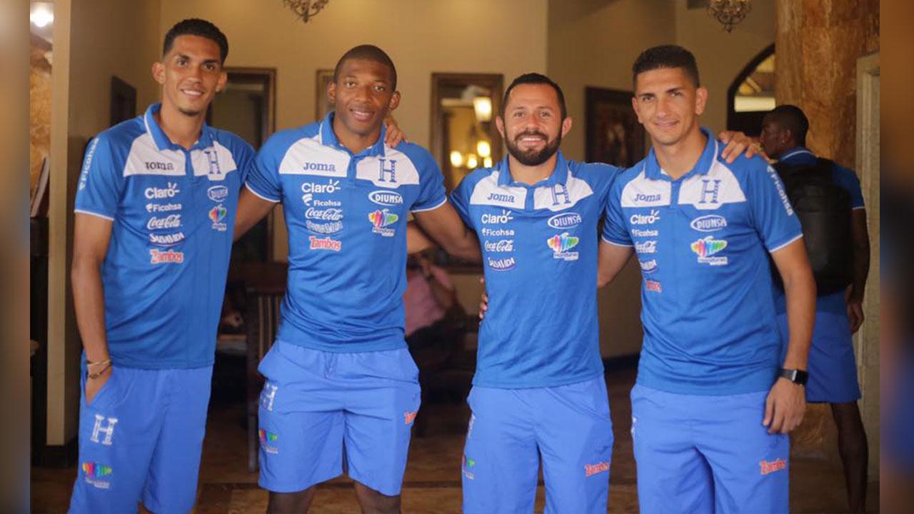 Real España presume de sus cuatro jugadores convocados a la selección