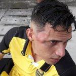 Seis partidos de suspensión para Ángel Tejeda por escupir a un aficionado