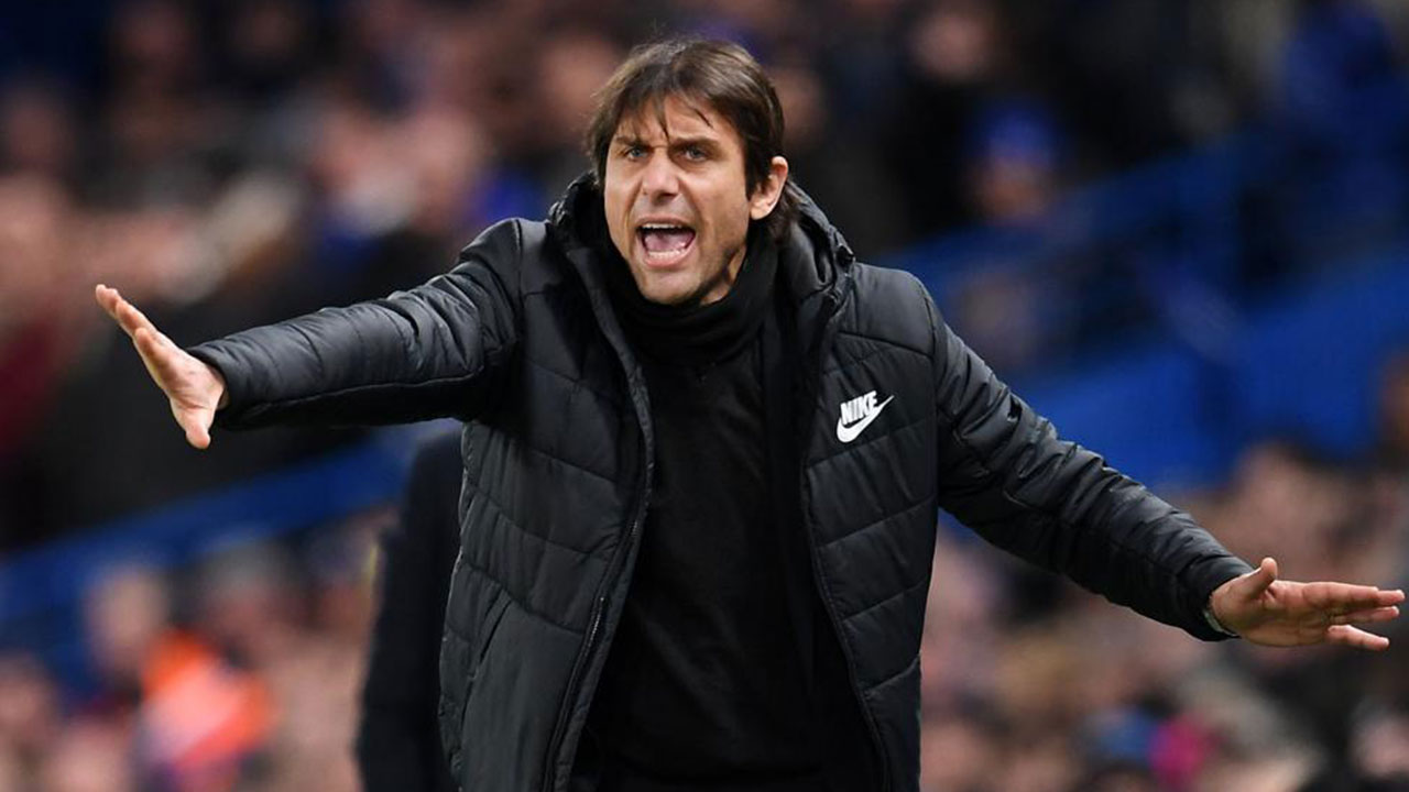 Real Madrid contacta al italiano Antonio Conte