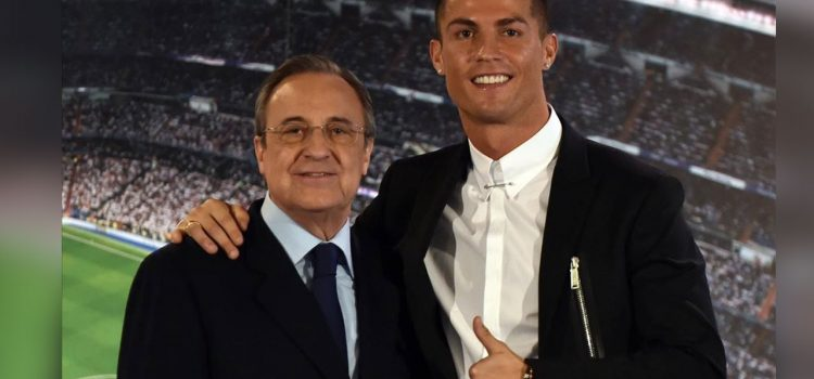 "Cristiano Ronaldo: ""Florentino dejó de considerarme indispensable"""