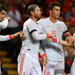 Contundente victoria de España en Gales