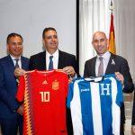 FIFA destaca pacto entre Fenafuth y Federación Española