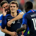 Griezmann rescata a Francia y condena a Alemania