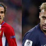 Griezmann sería el reemplazo de Neymar en el PSG