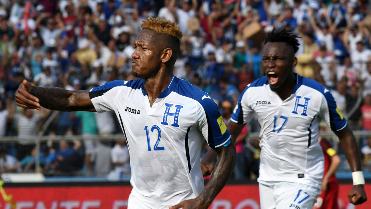 Honduras conoce fechas para fase de grupos de la Copa Oro