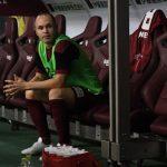 Polémica: Suspenden a un jugador por filtrar una noticia sobre Iniesta