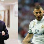 Benzema pide al presidente de la Federación Francesa que lo deje «tranquilo»