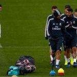 Así fue el primer entrenamiento de Santiago Solari al frente del Real Madrid (VÍDEO)
