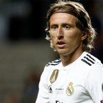 Modric, mejor jugador madridista de septiembre