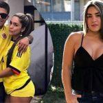 Madre de seleccionado colombiano deslumbra por su belleza