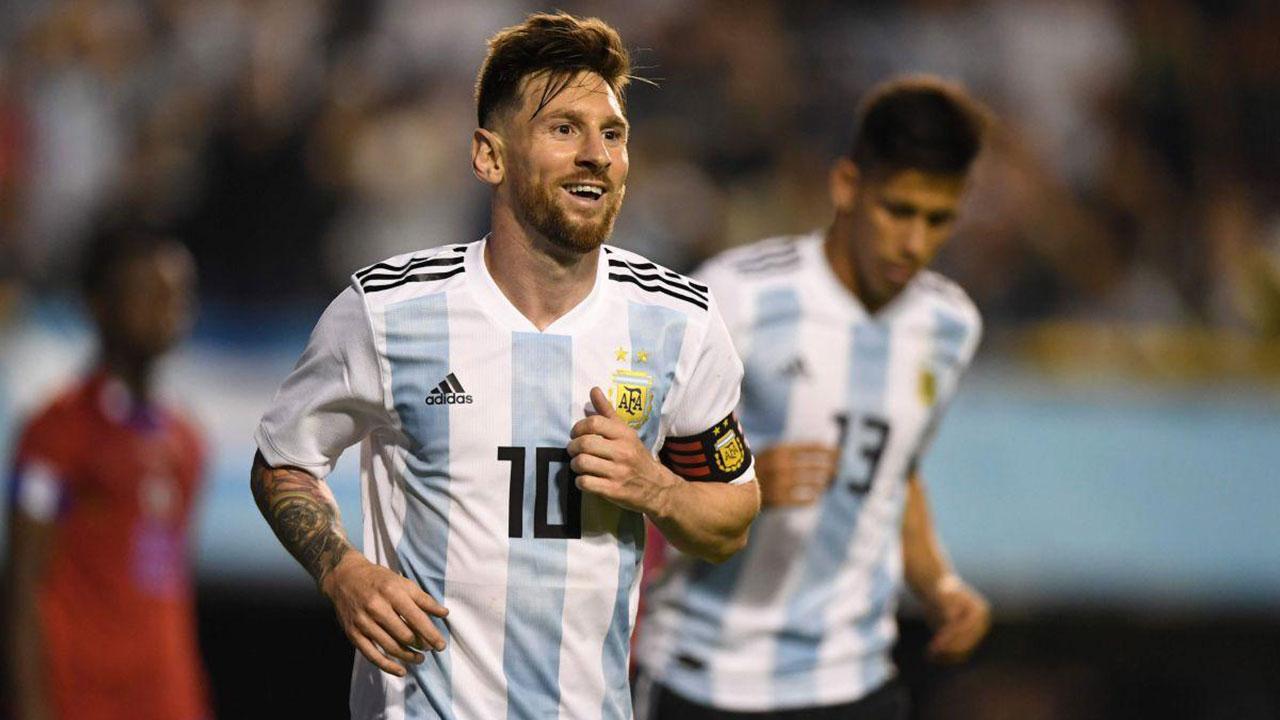 Argentina quiere a Messi para amistosos ante México