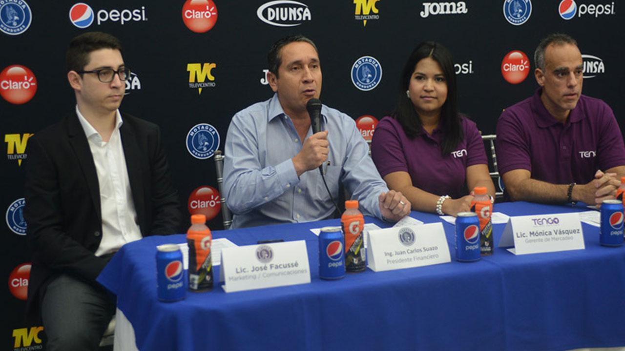 Motagua anuncia precios para el partido contra Herediano