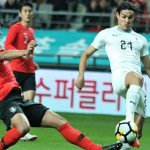 Corea del Sur derrota 2-1 a Uruguay