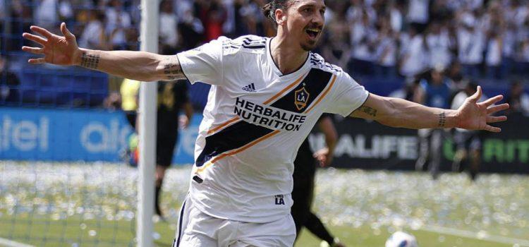 """Zlatan Ibrahimovic: """"Soy más grande que toda la MLS"""""""
